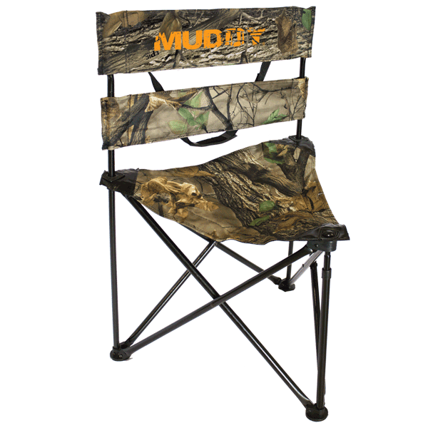 MUDDY® FOLDING TRIPOD GROUND SEAT