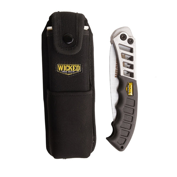 WICKED™ COMBO PACK - SAW & SCABBARD