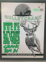 GULLEY CRANK ORIGINAL FLAVOR ATTRACTANT