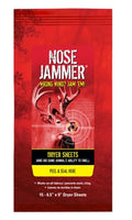 NOSE JAMMER® DRYER SHEETS