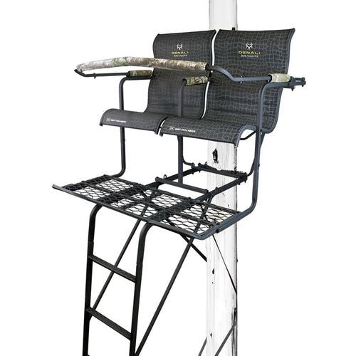HAWK® 18' DENALI 2-MAN LADDER STAND