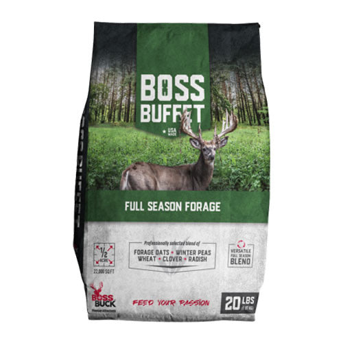 BOSS BUCK® BOSS BUFFET FULL SEASON FORAGE