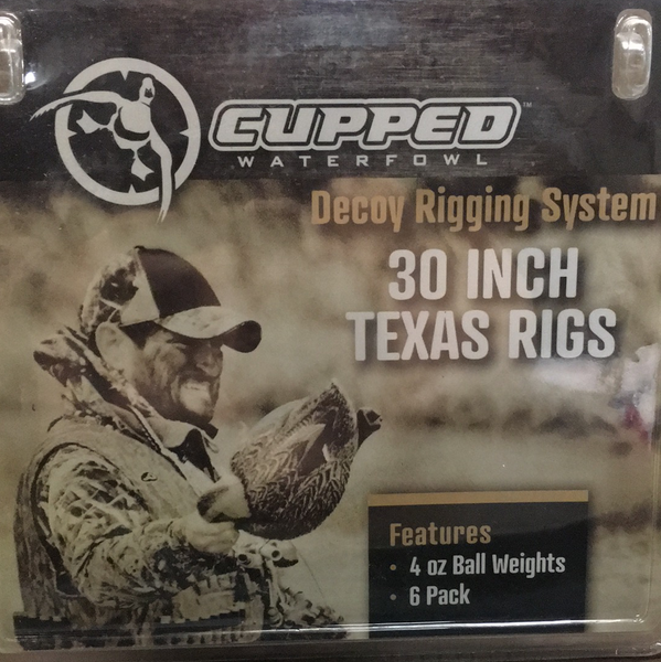 CUPPED™ Decoy Rigging System