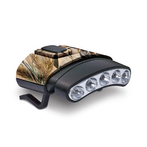 CYCLOPS® ORION TILT CAMO 5 LED HAT CLIP LIGHT w/ NXT CAMO BASE