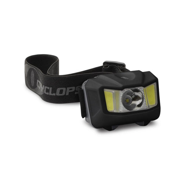 CYCLOPS® 250 LUMEN CONDUCTIVE TOUCH HEADLAMP