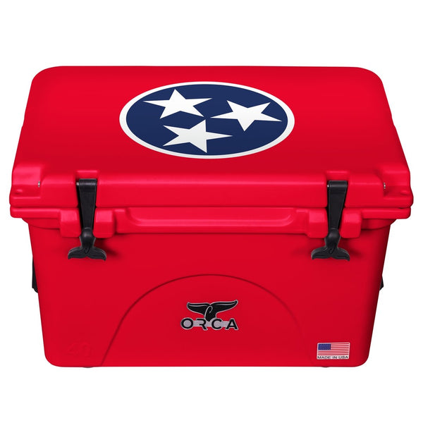 ORCA TENNESSEE TRISTAR RED 40 QUART