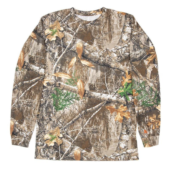 *CLOSEOUT 2 for $9* REALTREE MENS TEE W SCENT FACTOR