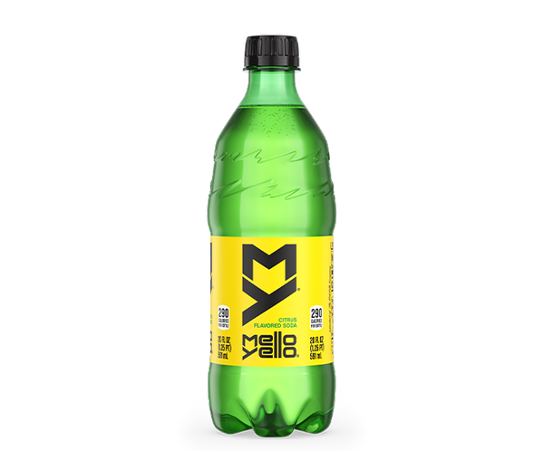 MELLO YELLO 20 OZ.
