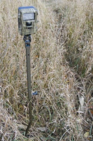 HME™ TRAIL CAMERA HOLDER POST