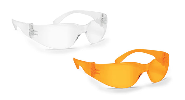 WALKER'S® CLEARVIEW WRAP-AROUND SPORT SHOOTING GLASSES