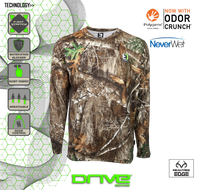 ELEMENT YOUTH DRIVE SERIES LONG SLEEVE SHIRT