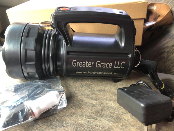 GREATER GRACE SUPER SEARCHER SPOTLIGHT