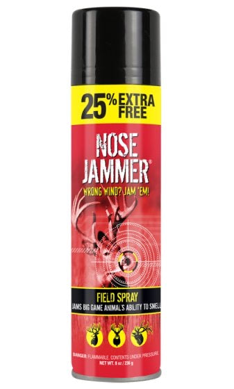 NOSE JAMMER® 8oz. AEROSOL FIELD SPRAY