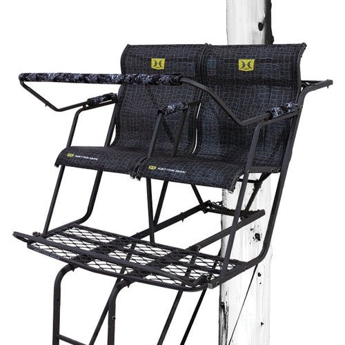 HAWK® 18' BIG DENALI 2-MAN LADDER STAND