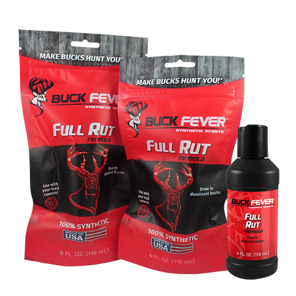 BUCK FEVER FULL RUT