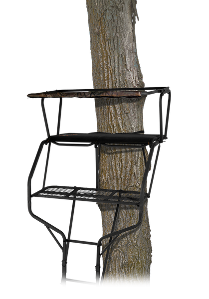 BIG GAME® GUARDIAN XLT 18' LADDERSTAND