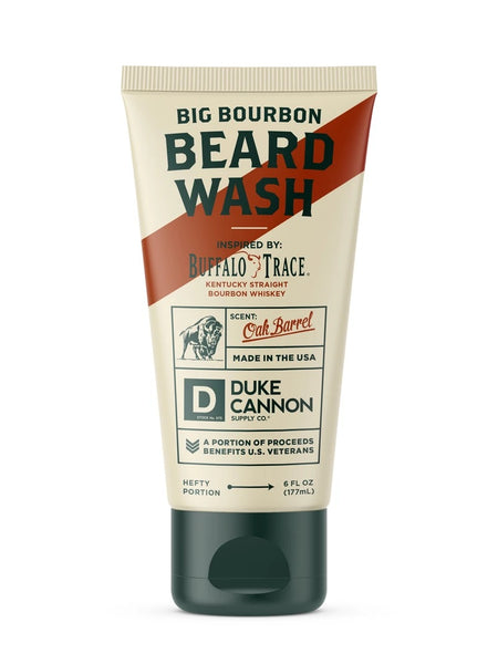DUKE CANNON® BIG BOURBON BEARD WASH