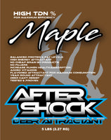 AFTERSHOCK 5LB ATTRACTANT (MAPLE FLAVORED)