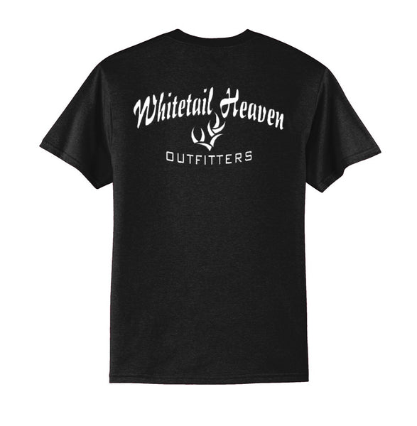 Whitetail Heaven Classic Port & Company® - Core Blend Tee