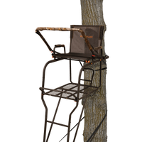 BIG GAME® HUNTER HD 1.5 18.6' LADDERSTAND - 350 LB WEIGHT RATING