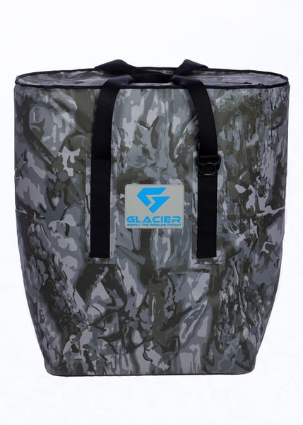 Glacier IceBag-Insulated/Waterproof-Game/Fish Bag-Camo