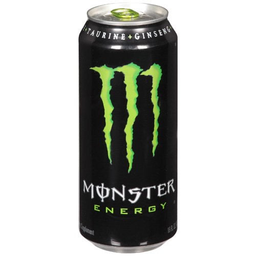 MONSTER ENERGY 16 OZ.