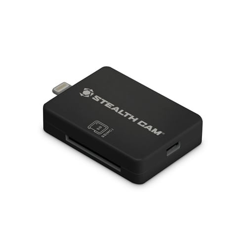 STEALTH CAM® iOS CARD READER