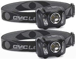 CYCLOPS® 210 LUMEN HEADLAMP 2-PK