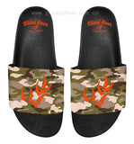 WHITETAIL HEAVEN'S UNLEASHED TEAM SLIDE SANDALS