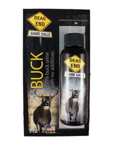 BUCK URINE 2oz.