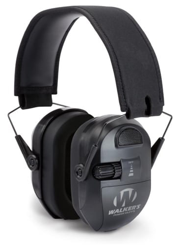WALKER'S® ULTIMATE POWER MUFF BLACK