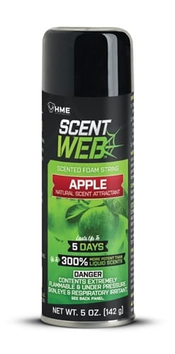 HME™ APPLE SCENT WEB