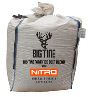 Big Tine Fortified Deer Blend - 2000 LB Tote