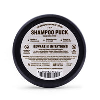 *NEW* DUKE CANNON® SHAMPOO PUCK - GOLD RUSH FEVER