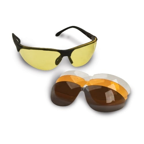 WALKER'S® SPORT GLASSES WITH INTERCHANGEABLE LENS