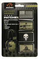 WALKER'S® PATRIOT PATCH KIT-4 ASSORTED PATCHES (COME & TAKE IT VERSION)