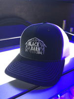BLACK BARN BBQ HAT