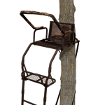 BIG GAME® WARRIOR DXT 17' LADDERSTAND