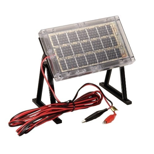 AMERICAN HUNTER® 6V SOLAR CHARGER