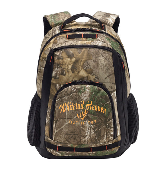 WHO Port Authority® Camo Xtreme Backpack