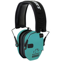 WALKER'S® RAZOR SLIM ELECTRONIC MUFF-LIGHT TEAL