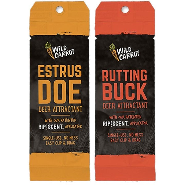 WILD CARROT DEER ATTRACTANT RUTTING BUCK/ DOE ESTROUS