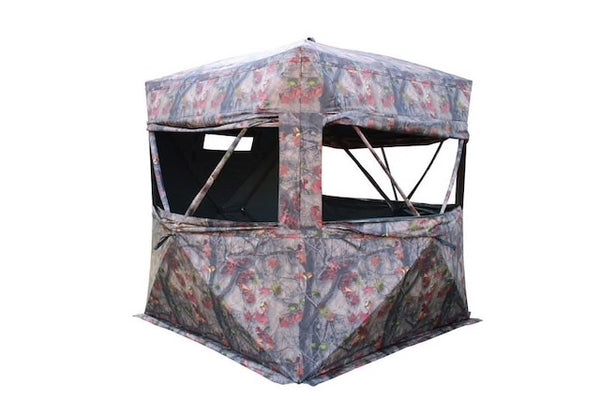 MUDDY® EXECUTIONER 350 4-PERSON HUB STYLE POP-UP BLIND