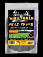 WHITE GOLD GOLD FEVER - 1/2 ACRE - 4 LBS