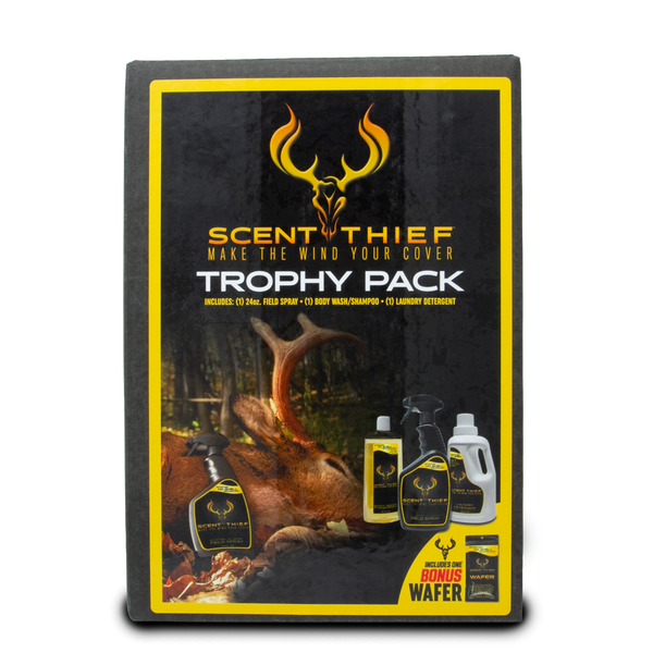 SCENT THIEF TROPHY PACK