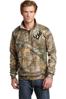 WHO Russell Outdoors™ Realtree® 1/4-Zip Sweatshirt