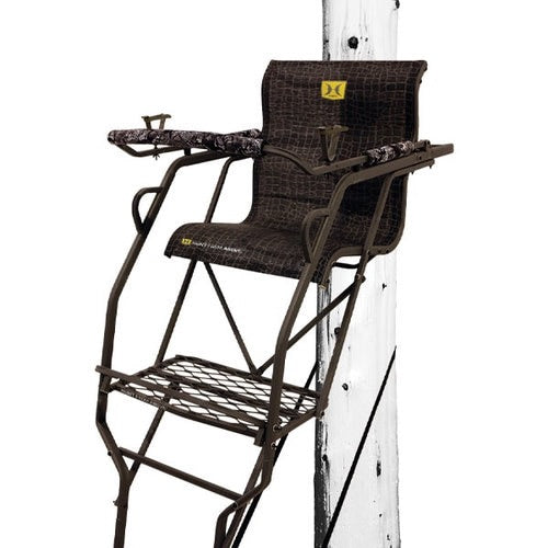 HAWK® 20' BIG DENALI 1.5-MAN SLS LADDER STAND