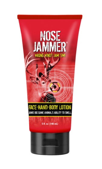 NOSE JAMMER® 5oz. FACE-HAND-BODY LOTION