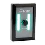 HME™ COB GREEN LIGHT WALL SWITCH WITH DIMMER