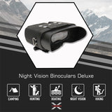 X-VISION DELUXE DIGITAL NIGHT VISION BINOCULARS